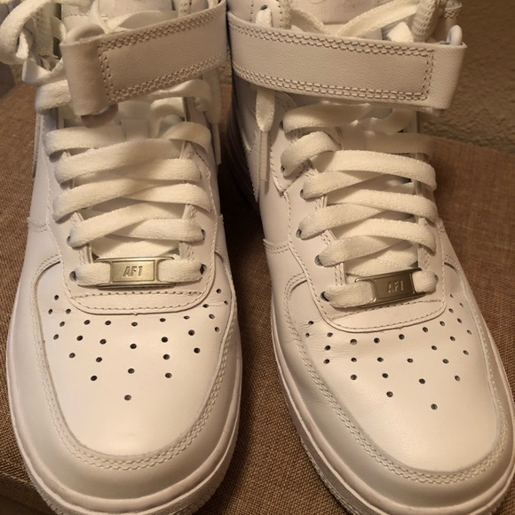 Nike Shoes Air Force 1 High Tops Poshmark